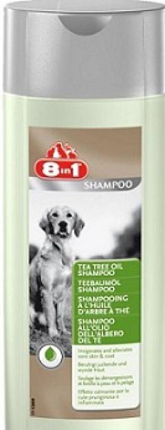 8 in 1 Tea Tree Oil Shampoo