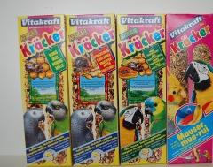 Kracker for parrots
