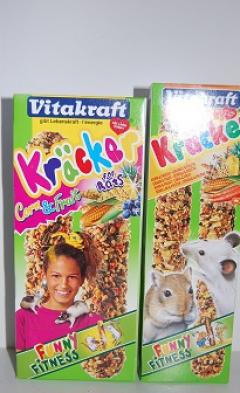 Krackers hiirtele ja rottidele