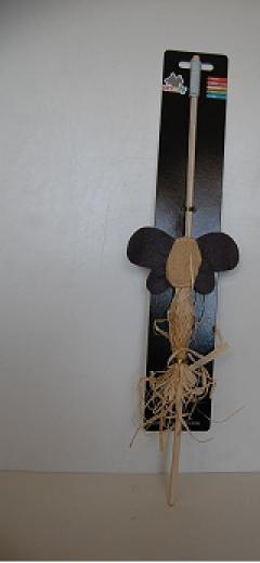 Бабочка на деревянной удочке Comfy (223813)