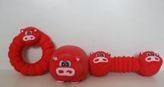 Комплект игрушек Zolux 3 шт, латекс