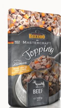 Belcando MASTERCRAFT Topping moist food Duck 100 g