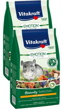 Emotion selection all ages chinchilla