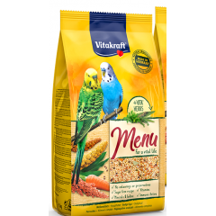 Vitakraft Menu for Budgies 500g