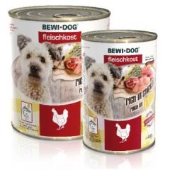 Bewi Dog rich in venison