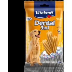 Vitakraft Dental Sticks for medium and large  breeds 7tk