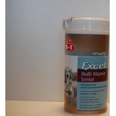 Excel multivitamin for Senior
