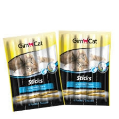 Gimborn Cat Sticks (4 tk pakk) Salmon 20g