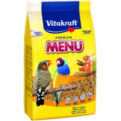 Vitakraft Complete Menue for Exotic birds