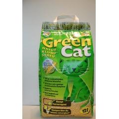 Green Cat Natural Corn Litter 12l