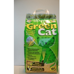 Green Cat Natural Corn Litter 12l