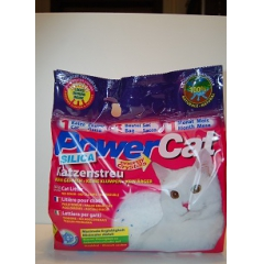 Power Cat Silicon Litter( 5l)