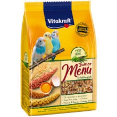 Vitakraft Menu for Junior Budgies 500g