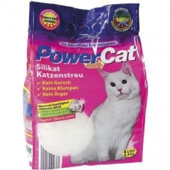 Power Cat Silicon Litter(8l)