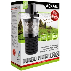 Aquael Turbo 1000 filter