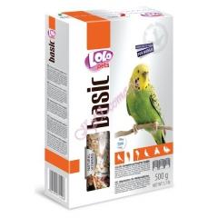 Корм для попугаев lolopets 1kg