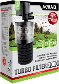 Aquael Turbo 2000 filter