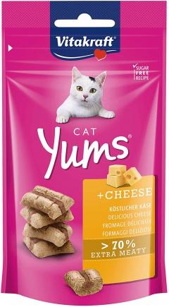 Vitakraft Yums with cheese 40g