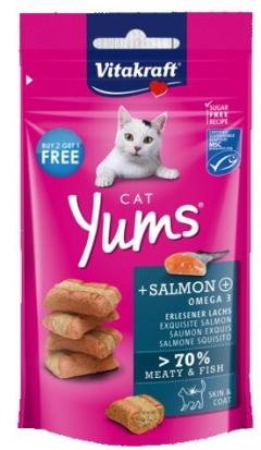 Vitakraft Yums with salmon 40g