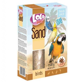 Песок для птиц 1,5 kg